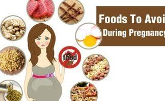 Jenis Makanan yang Tidak Diperbolehkan Dikonsumsi Oleh Ibu Hamil