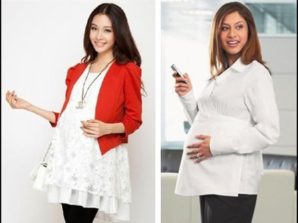 Pakaian yang nyaman untuk ibu hamil