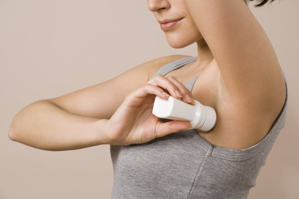 bahan pembuat deodorant
