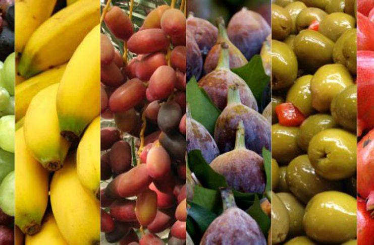 buah yang disebutkan didalam alquran