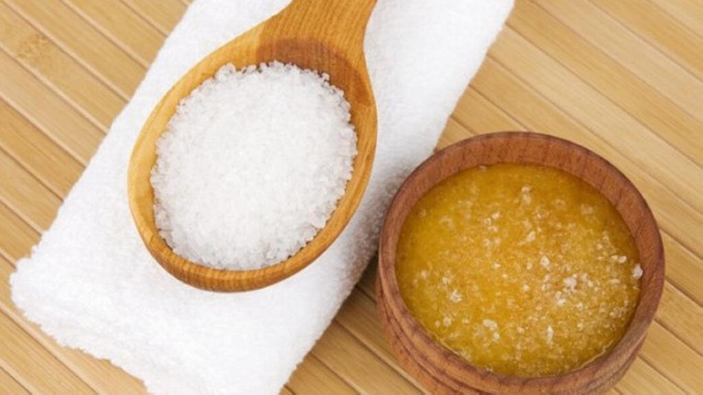 madu dan garam